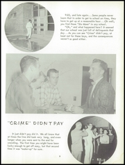 Page 13, 1957 Edition, Crater High School - Constellation Yearbook (Central Point, OR) online yearbook collection