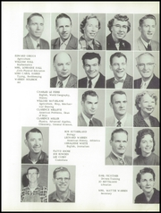 Page 17, 1957 Edition, Crater High School - Constellation Yearbook (Central Point, OR) online yearbook collection
