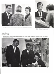 Page 11, 1968 Edition, McNary High School - Claymore Yearbook (Keizer, OR) online yearbook collection