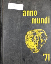 1971 Edition, Sam Barlow High School - Anno Mundi Yearbook (Gresham, OR)