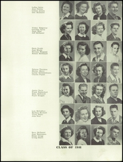 Page 15, 1946 Edition, Redmond High School - Juniper Yearbook (Redmond, OR) online yearbook collection