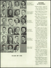 Page 16, 1946 Edition, Redmond High School - Juniper Yearbook (Redmond, OR) online yearbook collection