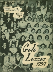 Page 1, 1954 Edition, Willamette High School - Guld Luscus Yearbook (Eugene, OR) online yearbook collection