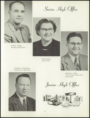 Page 13, 1954 Edition, Willamette High School - Guld Luscus Yearbook (Eugene, OR) online yearbook collection