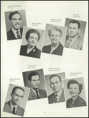 Page 14, 1954 Edition, Willamette High School - Guld Luscus Yearbook (Eugene, OR) online yearbook collection