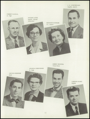 Page 15, 1954 Edition, Willamette High School - Guld Luscus Yearbook (Eugene, OR) online yearbook collection
