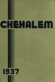 1937 Edition, Newberg High School - Chehalem Yearbook (Newberg, OR)
