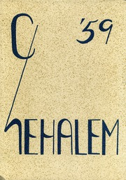1959 Edition, Newberg High School - Chehalem Yearbook (Newberg, OR)