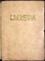 1921 Edition, Pendleton High School - Wakeipa Yearbook (Pendleton, OR)