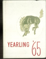Page 1, 1965 Edition, Thurston High School - Yearling Yearbook (Springfield, OR) online yearbook collection