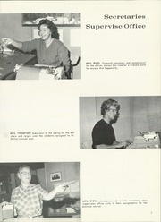 Page 11, 1965 Edition, Thurston High School - Yearling Yearbook (Springfield, OR) online yearbook collection
