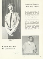 Page 13, 1965 Edition, Thurston High School - Yearling Yearbook (Springfield, OR) online yearbook collection