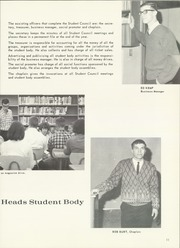 Page 15, 1965 Edition, Thurston High School - Yearling Yearbook (Springfield, OR) online yearbook collection