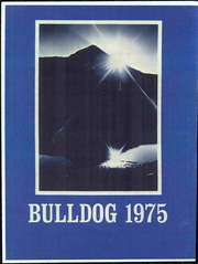 1975 Edition, West Albany High School - Bulldog Yearbook (Albany, OR)