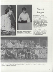 West Albany High School - Bulldog Yearbook (Albany, OR) online yearbook collection, 1975 Edition, Page 93
