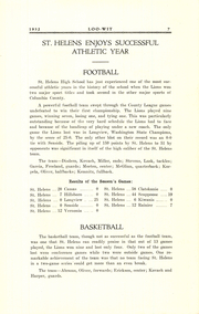 Page 11, 1932 Edition, Saint Helens High School - Lion Yearbook (St Helens, OR) online yearbook collection