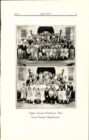 Page 13, 1932 Edition, Saint Helens High School - Lion Yearbook (St Helens, OR) online yearbook collection