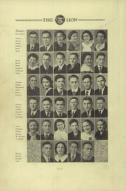 Page 14, 1934 Edition, Saint Helens High School - Lion Yearbook (St Helens, OR) online yearbook collection