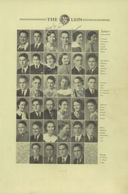 Page 15, 1934 Edition, Saint Helens High School - Lion Yearbook (St Helens, OR) online yearbook collection