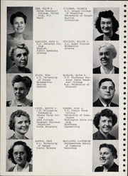 Page 14, 1946 Edition, Saint Helens High School - Lion Yearbook (St Helens, OR) online yearbook collection