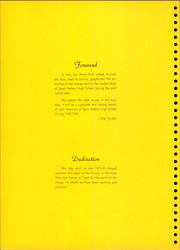 Page 6, 1946 Edition, Saint Helens High School - Lion Yearbook (St Helens, OR) online yearbook collection