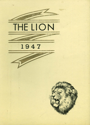 Page 1, 1947 Edition, Saint Helens High School - Lion Yearbook (St Helens, OR) online yearbook collection