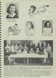 Page 11, 1947 Edition, Saint Helens High School - Lion Yearbook (St Helens, OR) online yearbook collection
