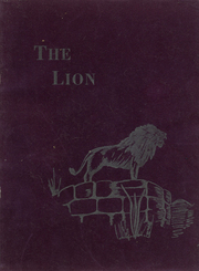 1949 Edition, Saint Helens High School - Lion Yearbook (St Helens, OR)