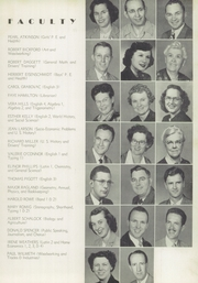 Page 11, 1951 Edition, Saint Helens High School - Lion Yearbook (St Helens, OR) online yearbook collection