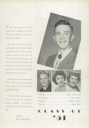 Page 15, 1951 Edition, Saint Helens High School - Lion Yearbook (St Helens, OR) online yearbook collection