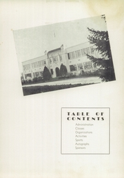Page 7, 1951 Edition, Saint Helens High School - Lion Yearbook (St Helens, OR) online yearbook collection