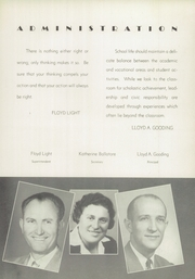 Page 9, 1951 Edition, Saint Helens High School - Lion Yearbook (St Helens, OR) online yearbook collection