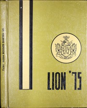 1975 Edition, Saint Helens High School - Lion Yearbook (St Helens, OR)