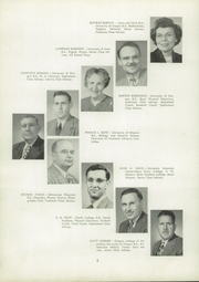 Page 14, 1949 Edition, Sweet Home Union High School - Timber Echo Yearbook (Sweet Home, OR) online yearbook collection