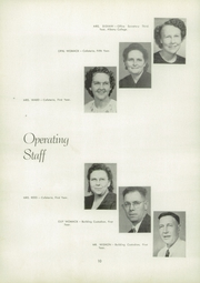 Page 16, 1949 Edition, Sweet Home Union High School - Timber Echo Yearbook (Sweet Home, OR) online yearbook collection