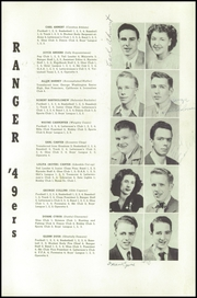 Estacada High School - Ranger Yearbook (Estacada, OR) online yearbook collection, 1949 Edition, Page 9
