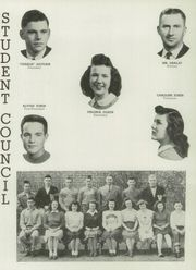 Page 10, 1945 Edition, Woodburn High School - Wohiscan Yearbook (Woodburn, OR) online yearbook collection
