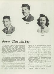 Page 13, 1945 Edition, Woodburn High School - Wohiscan Yearbook (Woodburn, OR) online yearbook collection