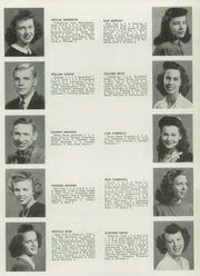 Page 14, 1945 Edition, Woodburn High School - Wohiscan Yearbook (Woodburn, OR) online yearbook collection