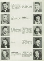 Page 16, 1945 Edition, Woodburn High School - Wohiscan Yearbook (Woodburn, OR) online yearbook collection