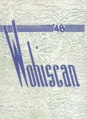 1948 Edition, Woodburn High School - Wohiscan Yearbook (Woodburn, OR)