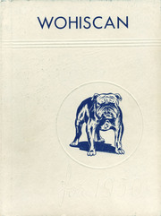 1950 Edition, Woodburn High School - Wohiscan Yearbook (Woodburn, OR)
