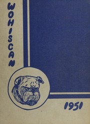 1951 Edition, Woodburn High School - Wohiscan Yearbook (Woodburn, OR)