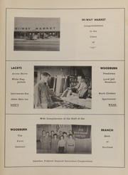 Page 91, 1951 Edition, Woodburn High School - Wohiscan Yearbook (Woodburn, OR) online yearbook collection