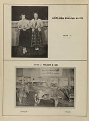 Page 98, 1951 Edition, Woodburn High School - Wohiscan Yearbook (Woodburn, OR) online yearbook collection