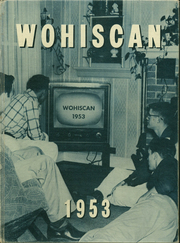 1953 Edition, Woodburn High School - Wohiscan Yearbook (Woodburn, OR)