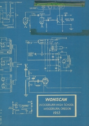 Page 3, 1953 Edition, Woodburn High School - Wohiscan Yearbook (Woodburn, OR) online yearbook collection