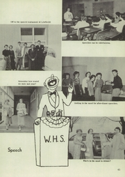 Page 57, 1953 Edition, Woodburn High School - Wohiscan Yearbook (Woodburn, OR) online yearbook collection