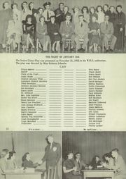 Page 64, 1953 Edition, Woodburn High School - Wohiscan Yearbook (Woodburn, OR) online yearbook collection