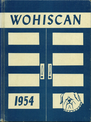 1954 Edition, Woodburn High School - Wohiscan Yearbook (Woodburn, OR)